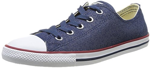 Ox Baskets marine Mixte Bleu Adulte Converse Mode Dainty Sheer ZqwxggPtE