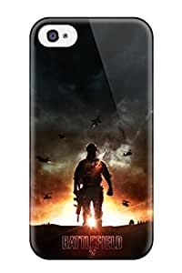 Hot New Battlefield 3 First Grade Tpu Phone Case For Iphone 4/4s Case Cover