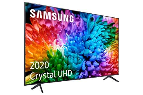 🥇 Samsung Crystal UHD 2020 70TU7105- Smart TV de 70″ con Resolución 4K