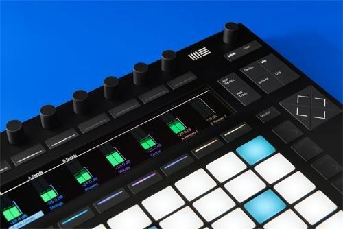 Ableton Push 2 Controller Instrument