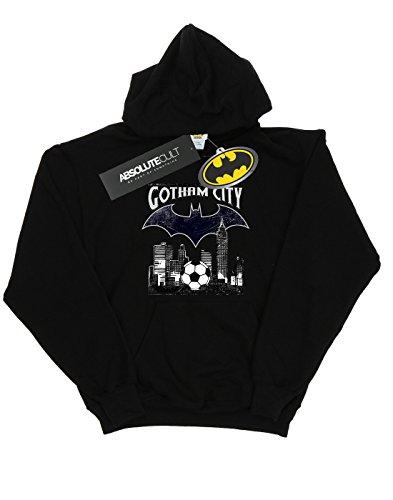 Comics City Gotham Capucha Dc Negro Batman Football Mujer dYYXqC