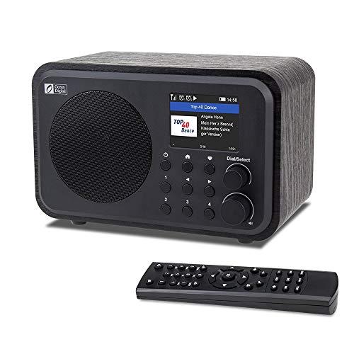 Ocean Digital WiFi Internet Radios WR-336N Portable Digital Radio with