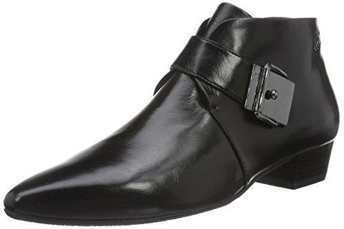 GERRY WEBER WoMen Nora 03 Ankle Boots, Black Black (Schwarz 100)