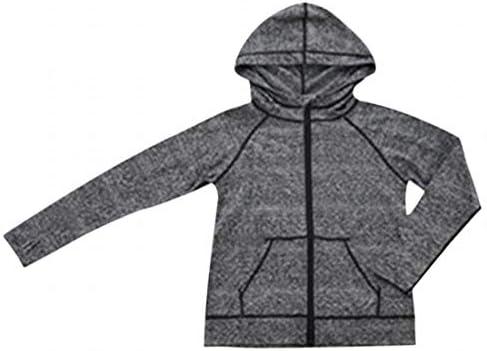 Plus Nao(プラスナオ) ラッシュガード ラッシュパーカー 長袖 ジップアップ 子供用 キッズ 親子ペア トップス 羽織り UV対策 日焼け対策 速