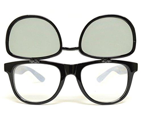 GloFX Matrix Diffraction Glasses – Black Tinted