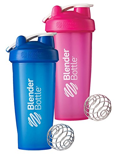 blender bottle w wire shaker ball - 1