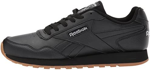 41UyZ%2BNNILL. AC Reebok Men's Classic Harman Run Sneaker    Reebok Men's C 85 Shoes, a new rendition of Reebok men's classic Club C kick. These joggers with a soft leather upper dole out superior support and quality. The midsole cushions every step, and a timeless Reebok window box logo amps up the look for casual-yet-sophisticated style. Reebok men's casual shoes feature the molded sockliner and durable rubber outsole which keeps you going all day, every day. Ideal for athleisure, heritage style, and everyday wear. ImportedRubber soleShaft measures approximately low-top from archSynthetic leather upperLow-cut design for a sleek and sophisticated silhouetteRemovable OrthoLite insoles for lasting cushioning and breathability