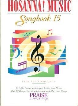 Hosanna! Music: Songbook 15 PDF