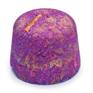 Lush - Phoenix Rising Spicy cinnamon fizzer Bath Bomb - Made in Canada Ships From USA by N/A