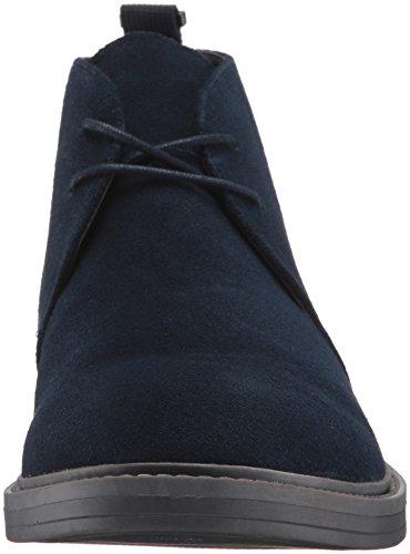 Calvin Klein Mens Jae Suede Boot Dark Navy frG3mv