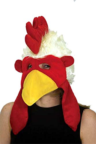 22693 Chicken Hat Chicken Costume Hat Chicken Dance (Dance Costumes Hats)