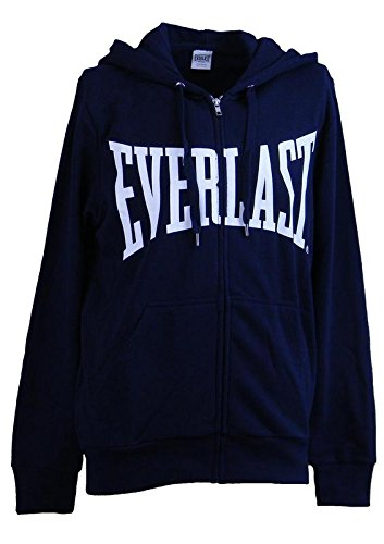 Everlast Kapuzenpullover Man Full Zip, Blau (Marineblau 4000)