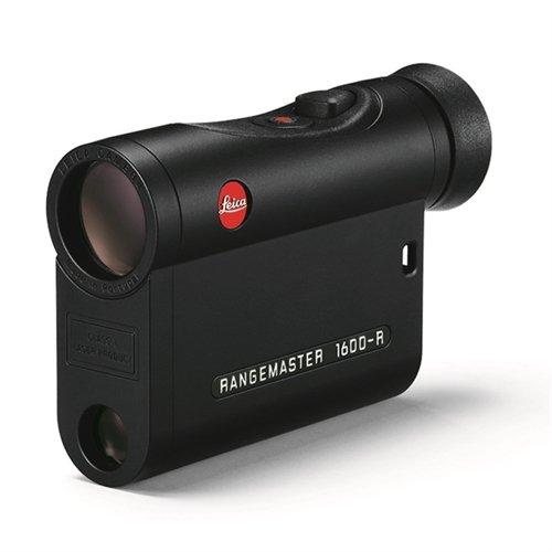 40537 Leica Sport Optics, RangeMaster Laser Rangefinder, CRF 1600-R, 7X, black by Leica Sports Optics