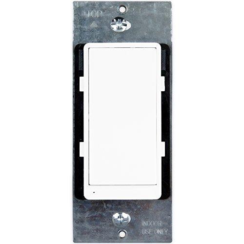 Enerwave Z-Wave ZW15S Wireless Lighting 3-Way Switch, Compat