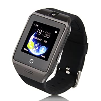 A12 SmartWatch whatsapp Reloj Inteligente Bluetooth V3.0 Pantalla táctil /Monitor de sueño/