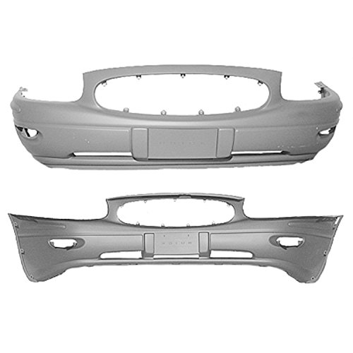 (Crash Parts Plus Front Bumper Cover for 00-05 Buick LeSabre GM1000583)