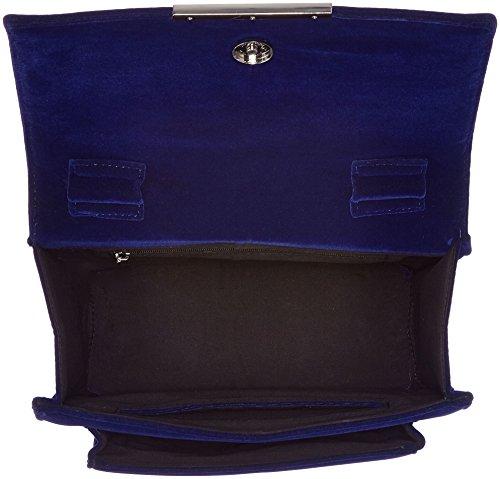 Bleu 16bwg 38 Sacs Velvet Bag Buffalo New Blue bandoulière 41 Paw0HBq