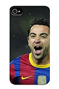 meilinF000Graceyou Premium Sports Soccer Barcelona Xavi Hernandez Football Stars Heavy-duty Protection Design Case For iphone 6 plus 5.5 inchmeilinF000