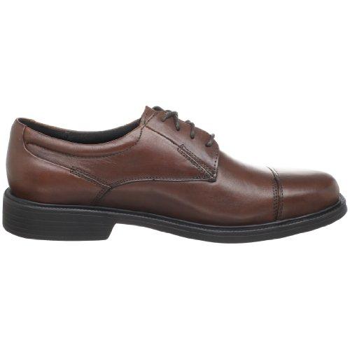 Bostonian Wenham Men's Dress Lace Up,Brown Leather,10.5 US