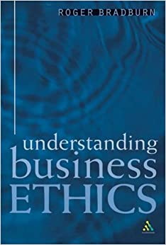 Book Understanding Business Ethics