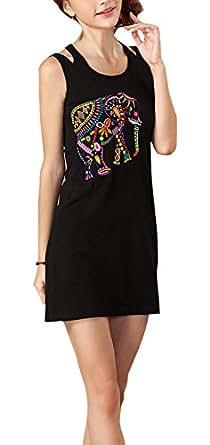 PEME Women's Slim Jumper Skirts X-large Black