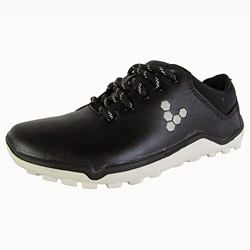 Vivobarefoot Women's Hybrid Golf Shoe,Black/Black,36 EU/6 M US