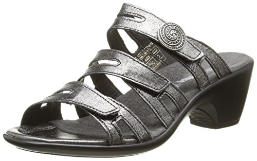 Romika Gorda 01, Women's Sandals Gris (Basalt)