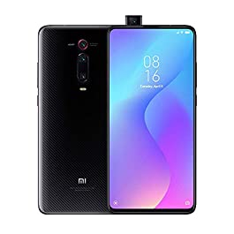 Xiaomi Mi 9T (64GB, 6GB RAM) 6.39″ AMOLED FHD + Full Screen Display, 48MP Triple Camera, Global 4G LTE Dual SIM GSM Factory Unlocked – International Version, No Warranty (Carbon Black)