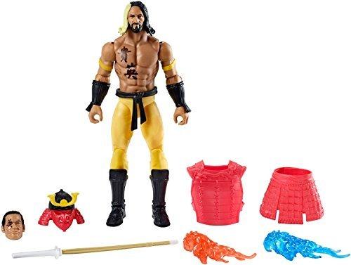 Create a WWE Superstar Seth Rollins Ninja Pack [parallel import goods]