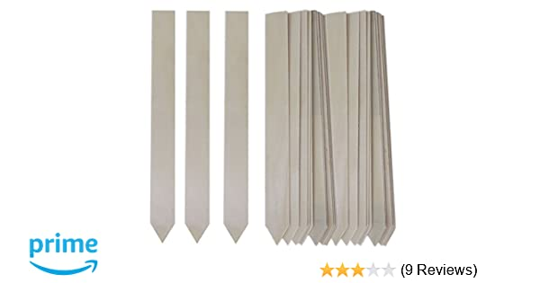 """Nursery Garden Tree and Plant T-STAKE Heavy Duty 9/"""" ID stakes TAN 50 pcs"""