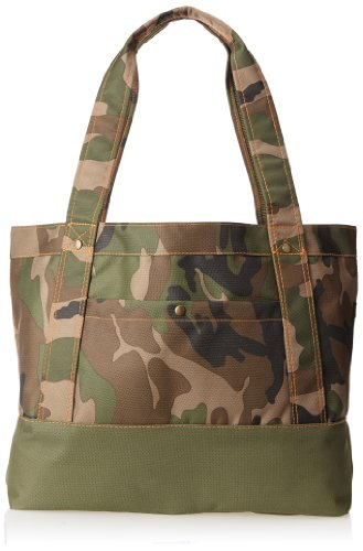 Everest Woodland Camo Tablet Tote Bag, Camouflage, One Size