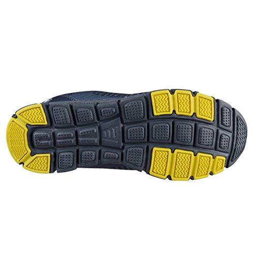 HSM Men's Running Shoes Grey / Yellow RqbBtUdNj