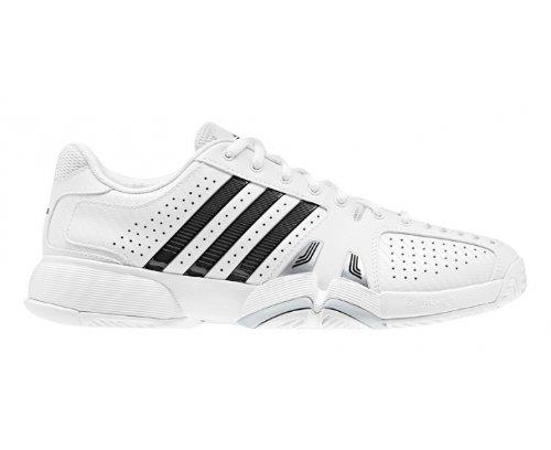 Adidas - Zapatillas de tenis para hombre, color blanco, talla 45: Amazon.es: Zapatos y complementos