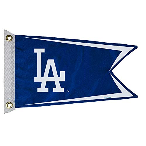 MLB Los Angeles Dodgers Boat and Golf Cart Flag
