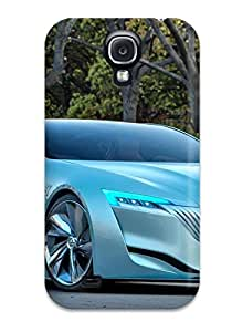 Top Quality Case Cover For Galaxy S4 Case With Nice Buick Car High Resolution Appearance