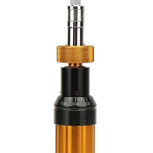 Preset Screwdriver, Adjustable Screwdriver, Handheld Anti-Slip Handle for Light Industry Workshop Hardware Machinery Manufacturing Workshop Tools