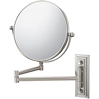 Amazon Com Mirror Image 21175 Double Arm Wall Mirror 7