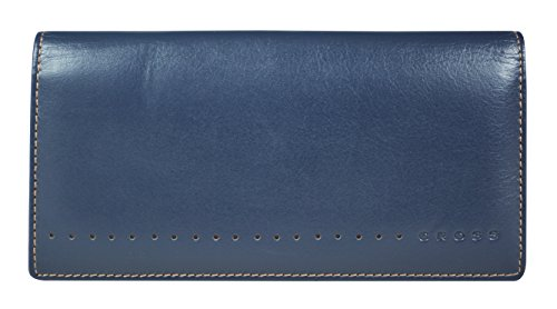 cross-mens-genuine-leather-long-travel-wallet-with-credit-card-and-currency-compartment-new-navy-tan