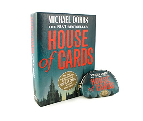 Redfox - Cartera de mano para mujer House Of Cards