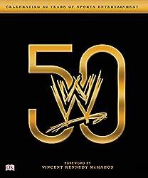 WWE 50: Paperback