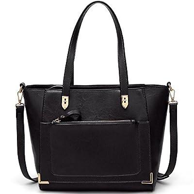 YNIQUE Women Top Handle Handbags Satchel Purse Tote Bag Shoulder Bag