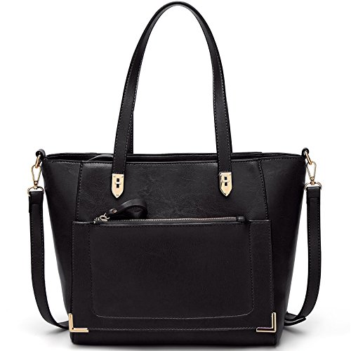 YNIQUE-Women-Top-Handle-Handbags-Satchel-Purse-Tote-Bag-Shoulder-Bag
