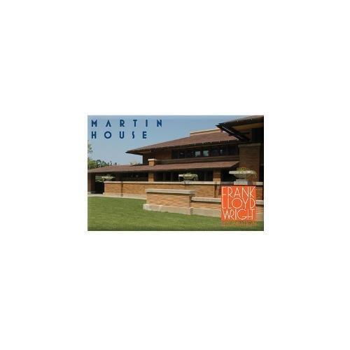 Frank Lloyd Wright Martin House Magnet
