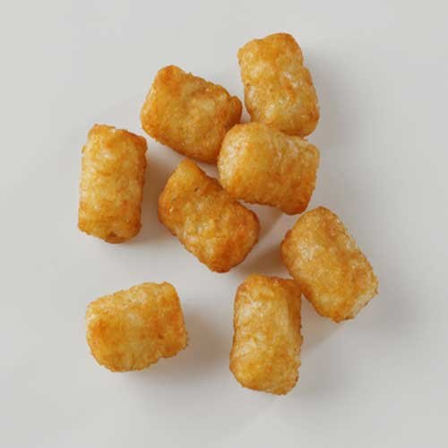 Ore Ida Reduced Sodium Tater Tots Shaped Potatoes, 30 Pound -- 1 each. by McCain