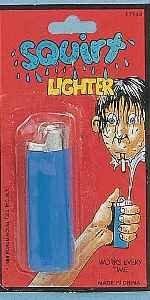 Squirt Lighter Novelty Forum Novelties