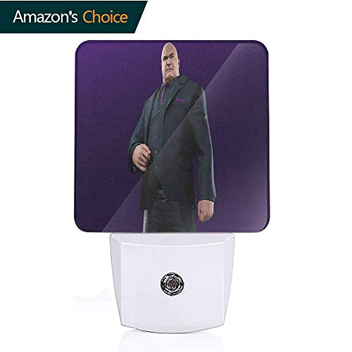 OriginalSun Baby Night Light Kingpin Marvels Spiderman]()