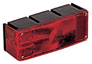 """Optronics ST-16RS 7-Function Waterproof 80"""" Tail Light"""