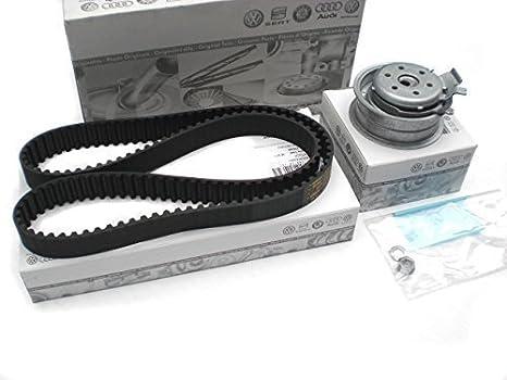 recambio original para VOLKSWAGEN VW GOLF 3 (1.6 1.8 Gasolina) kit correa de distribución, ppieza ORIGINAL: Amazon.es: Coche y moto