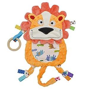 Kanggest. Baby Toy 20×18.5cm Clip on Pram & Pushchair Newborn Baby Toy Sensory Toy Pram Toys Sensory Toy for Babies Boys…