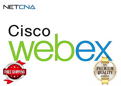 Cisco Webex Meeting Center Small Business   Annual Subscription   By Netcna